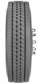 Goodyear KMAX S 235/75R17.5 132/130M