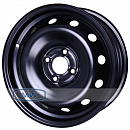 "Magnetto Wheels 15001 15x6"" 4x100мм DIA 60мм ET 50мм [Black]"