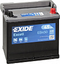 Exide Excell Asia (45А/ч) R 330A (218x133x223)