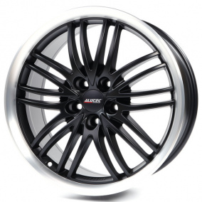 Alutec BlackSun 17x8 5x105мм DIA 56.6мм ET 40мм [Racing Black Lip Polished]