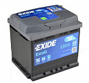 Exide Excell (50А/ч) R 450A (207x175x190)