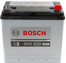 Bosch S3 Asia (45А/ч) R 300A (219x135x225)