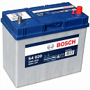 Bosch S4 Asia (45А/ч) R 330A (238x129x227)