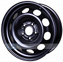 Magnetto Wheels 16007 16x6.5 5x114.3мм DIA 66.1мм ET 40мм [Black]