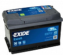 Exide Excell (71А/ч) R 670A (278x175x175)