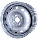 Magnetto Wheels 14007 14x5.5 4x100мм DIA 57.1мм ET 45мм [Silver]