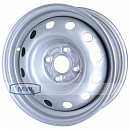 Magnetto Wheels 14005 14x5.5 4x100мм DIA 57.1мм ET 35мм [Silver]