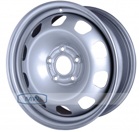 Magnetto Wheels 16003 16x6.5 5x114.3мм DIA 66мм ET 50мм [Silver]