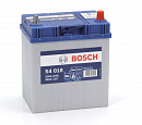 Bosch S4 Asia (40А/ч) R 330A (187x127x227)