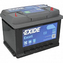 Exide Excell (110А/ч) R 850A (392x175x190)