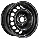Magnetto Wheels 16010 16x6.5 5x114.3мм DIA 67.1мм ET 38мм [Black]